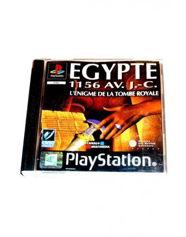 Egypt 1156 A.C. -L'énigme de la tome royale