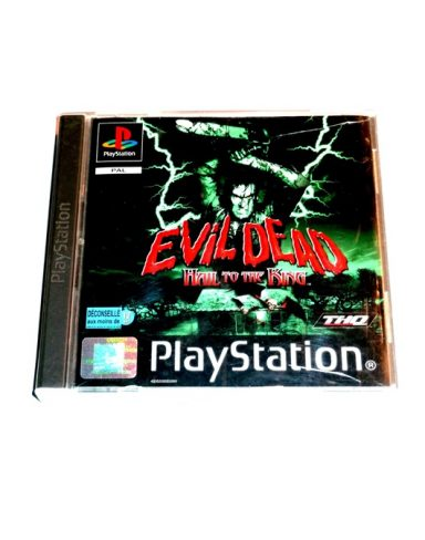 Evil Dead – Hail to the King