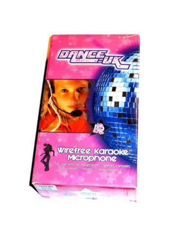 Wirefree Karaoke Microphone Dance Uk