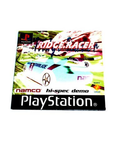 Ridge racer Hi-spec Demo