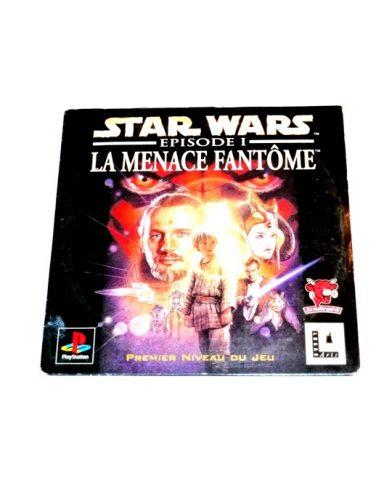Star wars Episode 1 la menace fantome Demo