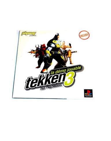 PLAYMAG N°27 – Tekken 3 Demo