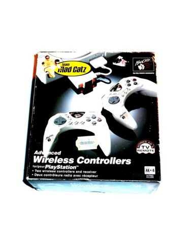 Advanced wireless Controllers Madcatz