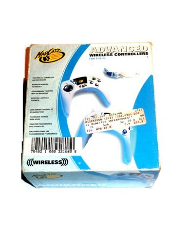 Advanced wireless Controllers Madcatz Variant