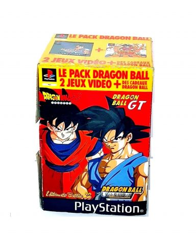 Dragon ball – Edition collector 2 Jeux + cadeau
