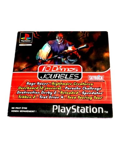 Joypad n°76 – 10 Demo jouable