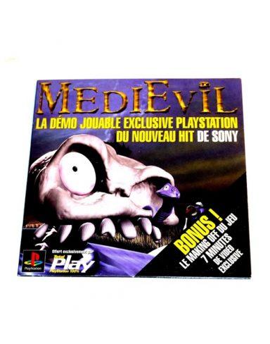 Total Play N°10 – Medievil