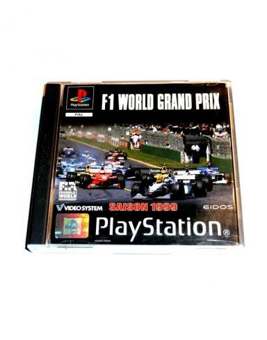 F1 WORLD GRAND PRIX – 1999 SEASON