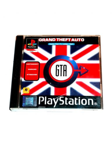 Grand Theft Auto – Mission Pack #1: London 1969