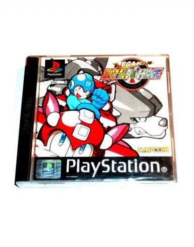 Megaman Battle & Chase
