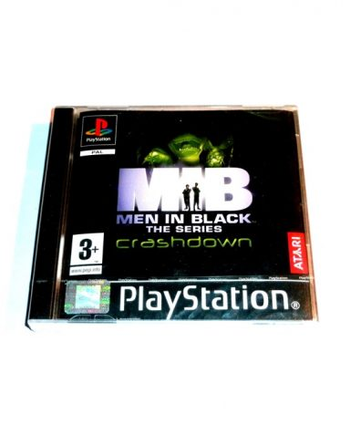 Men In Black : The Series – Crashdown