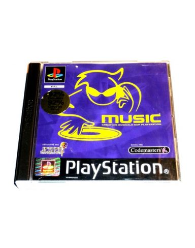 Music – Music Creation for the Playstation