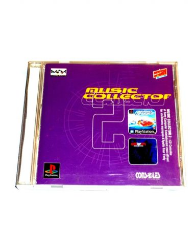Cd Consoles n°32 – Music Collector 2 – Ost rapid racer