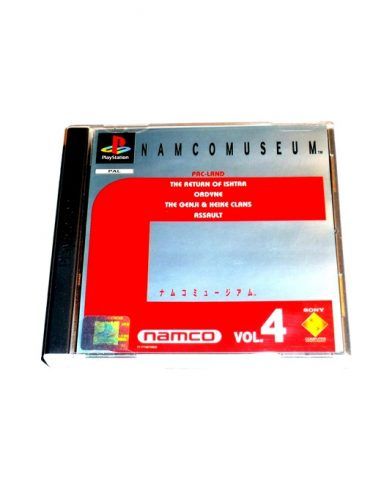 Namco Museum Vol.4