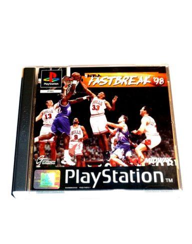 NBA Fastbreak '98