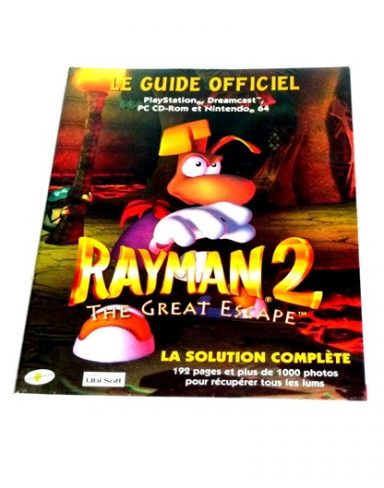 Rayman 2 – The Great Escape