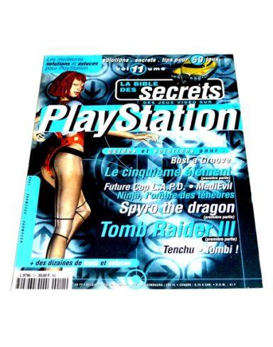 La bible des secrets Volume 11