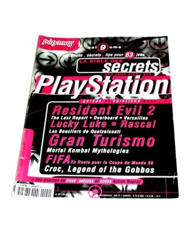 La bible des secrets Volume 09