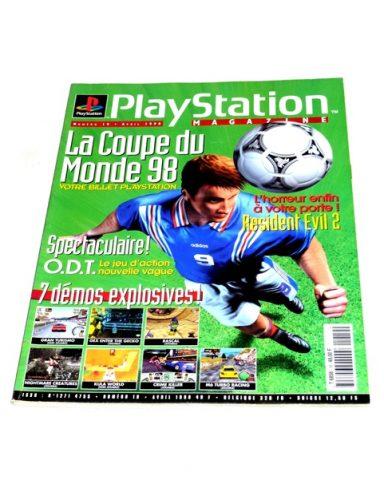 Playstation magazine N°19