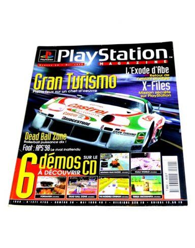 Playstation magazine N°20