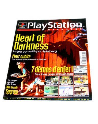 Playstation magazine N°21