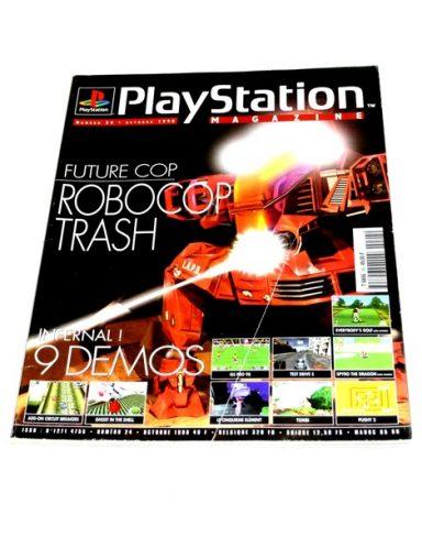 Playstation magazine N°24