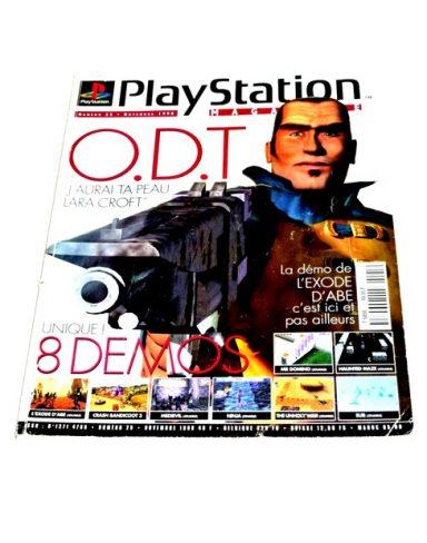 Playstation magazine N°25