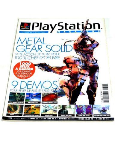 Playstation magazine N°29