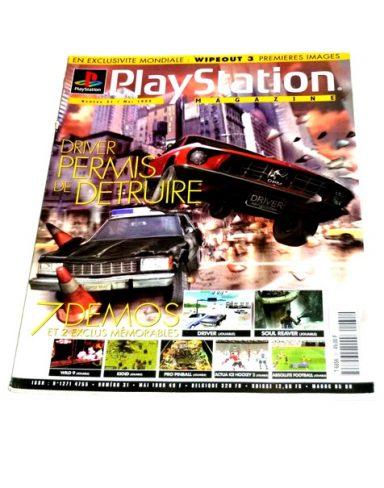 Playstation magazine N°31