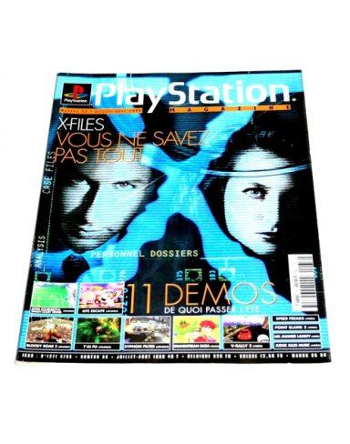 Playstation magazine N°33