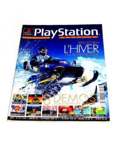 Playstation magazine N°34