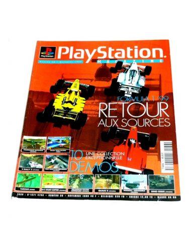 Playstation magazine N°36