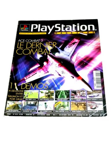 Playstation magazine N°37