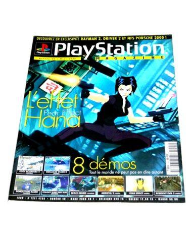 Playstation magazine N°40