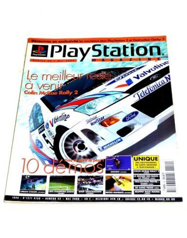 Playstation magazine N°42