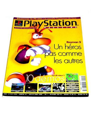 Playstation magazine N°44
