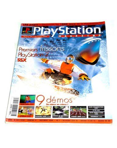 Playstation magazine N°47