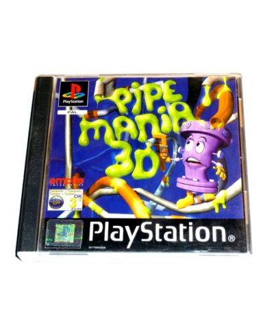 Pipe Mania 3D
