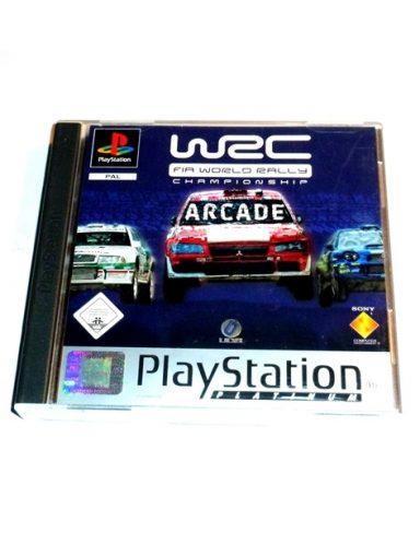 WRC – FIA World Rally Championship Arcade