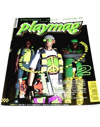 Playmag N°02