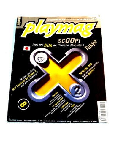 Playmag N°08