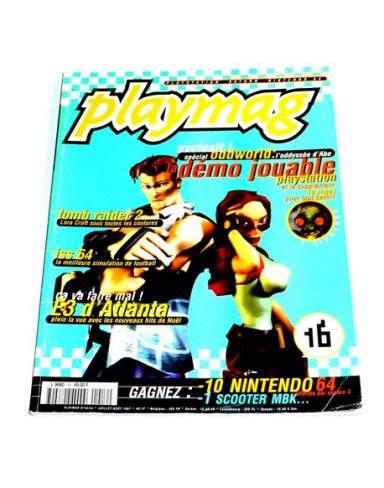 Playmag N°16