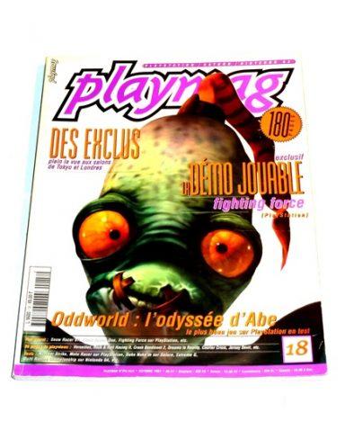 Playmag N°18