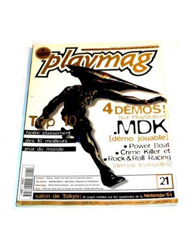 Playmag N°21