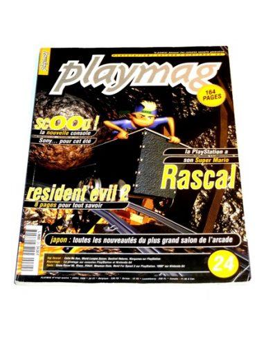 Playmag N°24