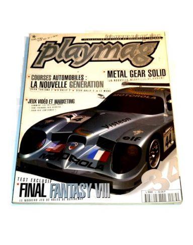 Playmag N°34