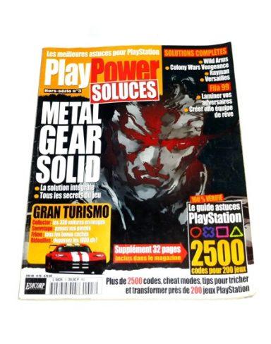 Play Power Soluce – HS N°03