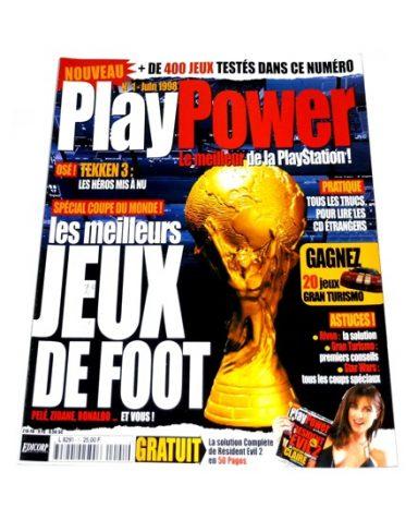 Play Power N° 01