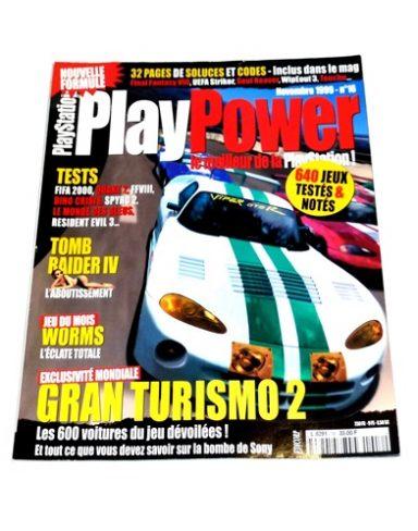 Play Power N° 16