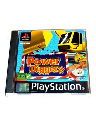Power Diggerz